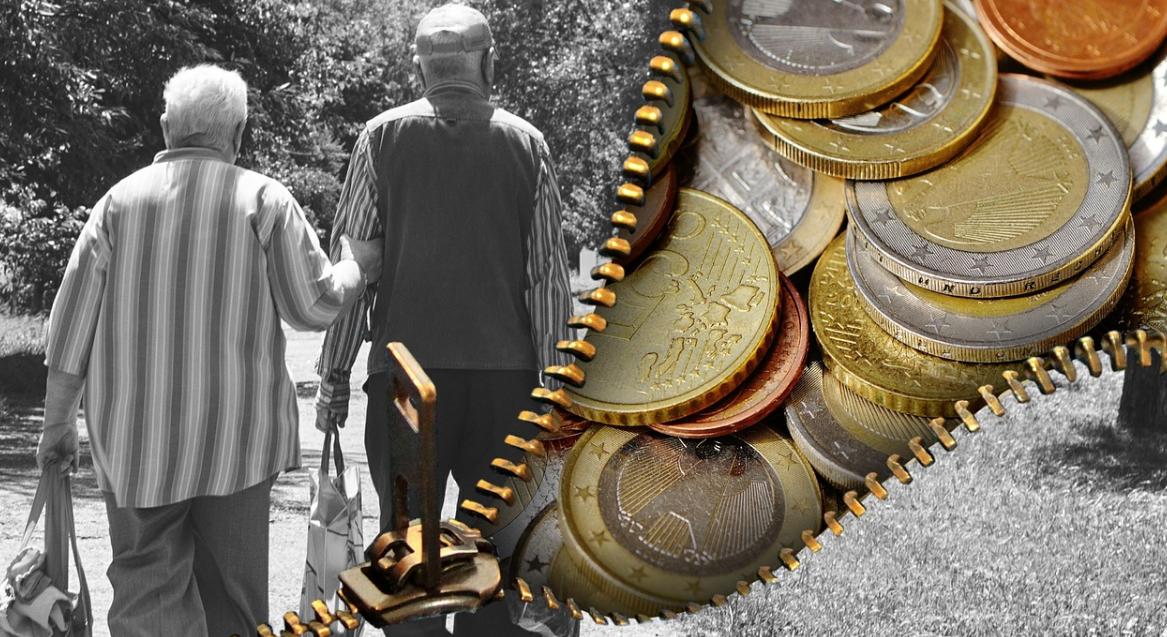 důchodci a peníze