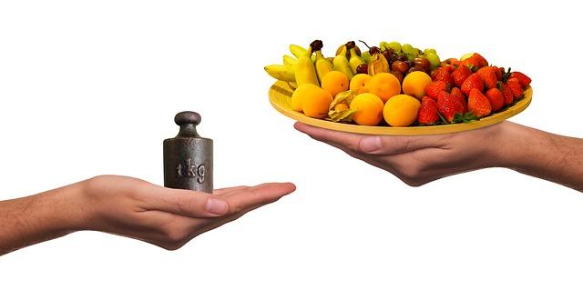 vitamíny v ovoci