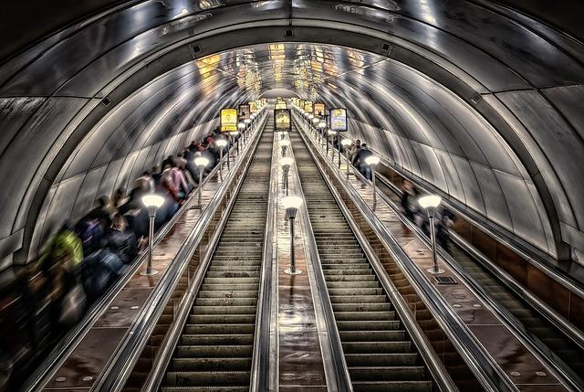 Cestování metrem, aneb co jste možná nevěděli…