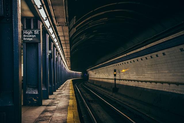 podzemní stanice