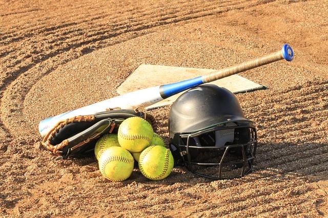 výbava na softball